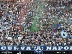 Фанаты Наполи — команде: Дерьмо, пошли вон