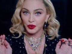 Мадонна поделилась деталями будущего фильма о своей жизни