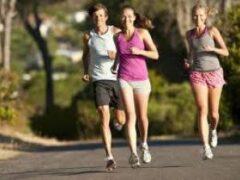 Спорт летом: как правильно бегать в жару