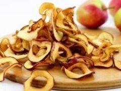 Как правильно сушить яблоки, чтобы сохранить все витамины