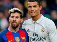 Месси догнал Роналду по количеству голов на клубном уровне