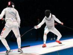 Украинская сборная по фехтованию не сможет попасть на Олимпиаду