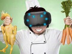 Как виртуальная реальность меняет ощущение вкуса во время еды