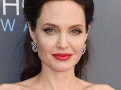 Анджелина Джоли показала измождённое и постаревшее лицо