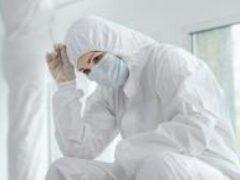 В Украине за сутки более 10 тысяч инфицированных на коронавирус