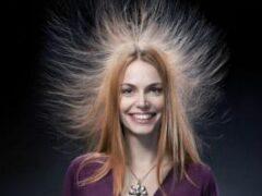 Если волосы электризуются: как их унять, чтобы не навредить