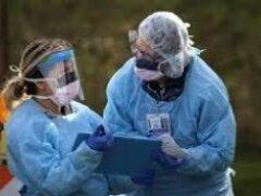 За сутки в Украине зафиксировали более 17 тысяч новых случаев коронавируса