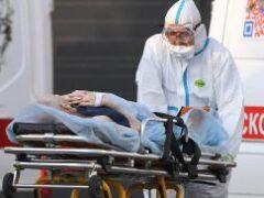 В Украине зафиксирован новый антирекорд — впервые с начала пандемии умерло более 300 человек за сутки