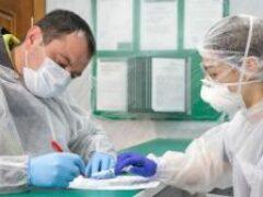 В Украине за сутки на коронавирус заболело более 6000 человек