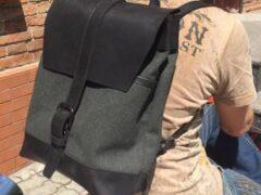 Городской рюкзак: на все случаи жизни