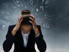 Хронический стресс = болезнь. Каков ваш уровень стресса?