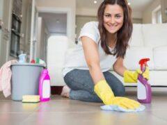 Как правильно убирать дома: несколько правил от аллерголога