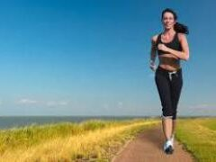 Быстрая пешая ходьба дает прожить на 15 лет дольше