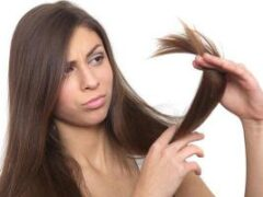 Как вылечить секущиеся кончики волос