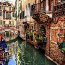 Ученые сделают точную виртуальную копию Венеции на случай ее затопления