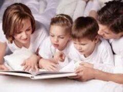 8 причин каждый день читать ребенку сказки
