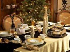 Новогодний стол из постных продуктов: от салата до десерта