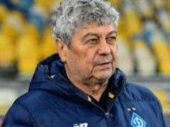 Луческу прокомментировал победу «Динамо» над «Шахтером»