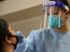 В США началась четвёртая волна коронавируса