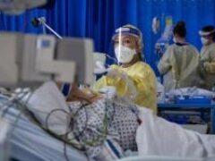 Смертность от коронавируса в Великобритании на историческом минимуме