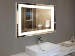 Зеркало с подсветкой LED: для тех, кто ценит красоту и функциональность