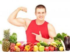 Спорт и вегетарианское питание