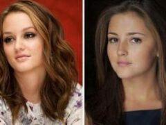 Двойник затмила самую красивую женщину в мире