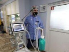 В Украине на коронавирус за сутки заболело почти девять тысяч человек
