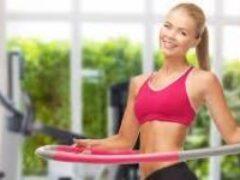 Занятия с обручем: как не испортить здоровье в борьбе за талию