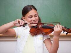 Нейробиологи из Чили доказали пользу занятий музыкой для детей