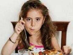 Завтраки детей из разных стран мира