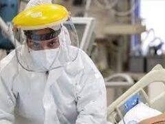 За сутки в Украине коронавирусом заболели более пяти тысяч человек