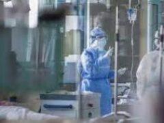 За сутки в Украине подтверждено 1 334 случаев коронавируса