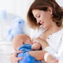 Гормоны грудного вскармливания делают маму счастливее