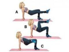 Как добиться похудения ног: упражнения