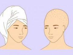 Эта ежедневная ошибка отделяет тебя от роскошных волос