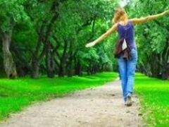Ходьба: 9 преимуществ пеших прогулок перед тренировками