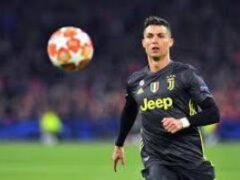 Роналду не смог забить пенальти в первом после эпидемии матче