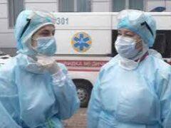 В Украине за сутки подтверждено 1 022 новых случаев заболевания коронавирусом