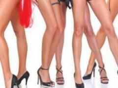 Как сделать ножки стройнее за короткое время
