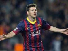 Месси возглавил рейтинг лучших футболистом мира по версии The Guardian.