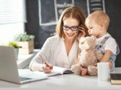 Успешный декрет: 5 способов успевать работать и проводить время с семьей