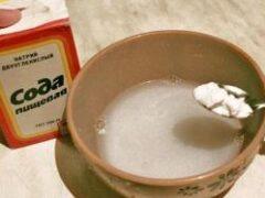 Медики рассказали о лечебном эффекте пищевой соды