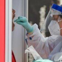 За сутки в Украине подтвердили 1 385 новых случаев заболевания COVID-19