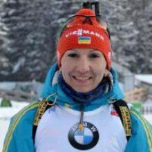 Пидгрушная выиграла короткую индивидуальную гонку на Кубке Австрии