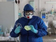 В Украине за сутки обнаружили менее 200 новых случаев заражения коронавирусом