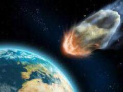 Выявлена закономерность в падении астероидов на Землю