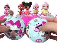 Игрушки-сюрпризы, или как удивить малыша