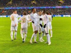 Реал решил отказаться от украинского голкипера
