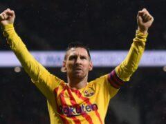 Месси принес Барселоне разгромную победу